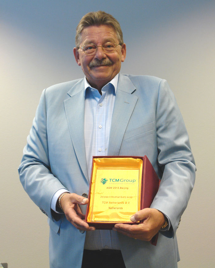 Hennie Wesselsz award